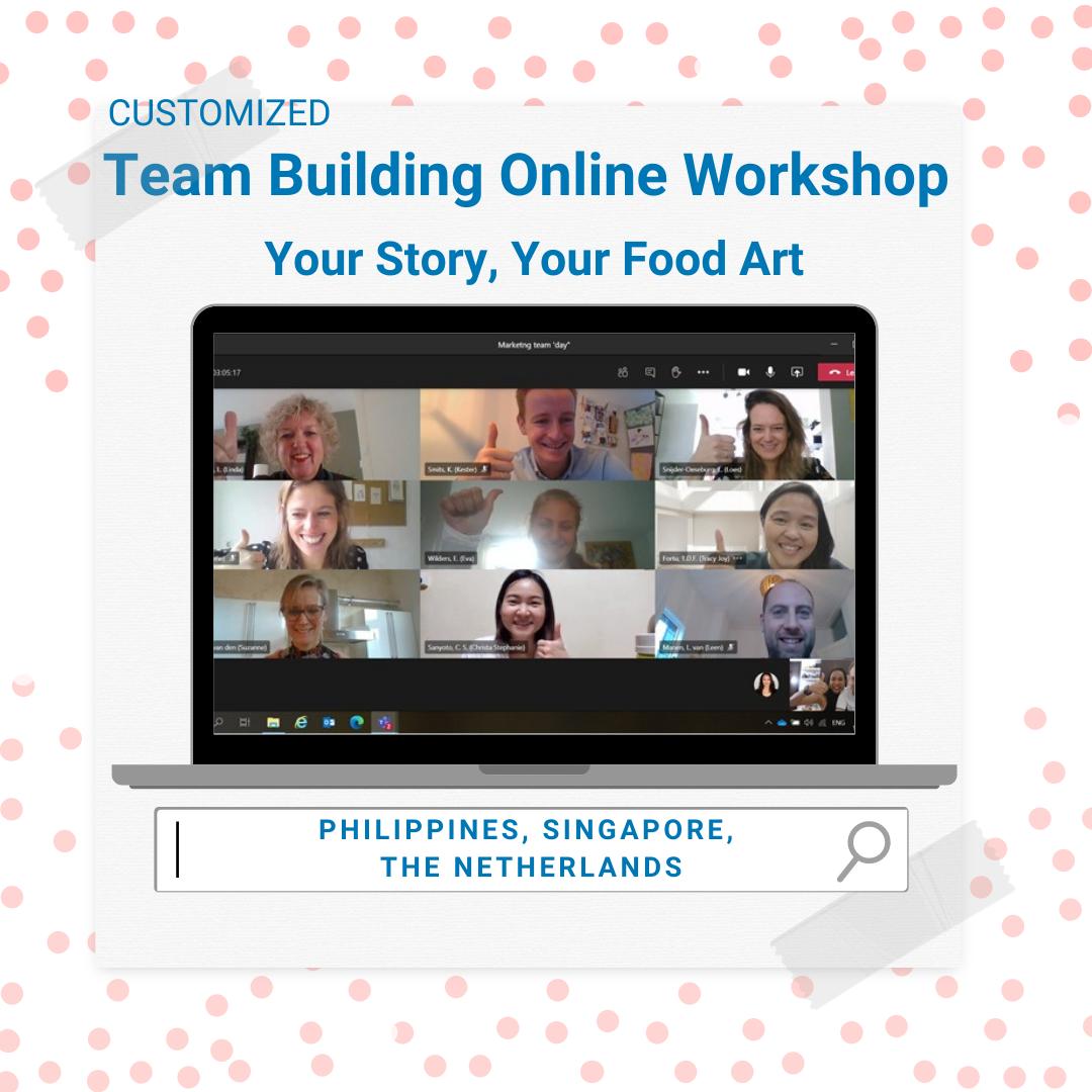Customized Online Team Building Activity